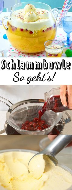 Schlammbowle – das Rezept zum Partyknüller Mud punch is the idea for the or for the big break ! 7 Simple Appetizer and Party Snack IdeasBest party snacks where Kids Cool Ideas summer party decoration and snack ideas Grilling Recipes, Fish Recipes, Crockpot Recipes, Snacks Für Party, Party Desserts, Party Knaller, Big Party, Healthy Eating Tips, Healthy Foods To Eat