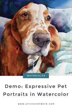 Dogs can be enchanting, with their sweet faces and expressive postures. Learn how to capture their personality in just 6 steps!
