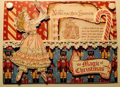 Nutcracker Suite Christmas Card - Scrapbook.com
