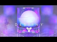 Destiny Inspired Glowing Cocktail - YouTube