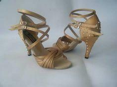 Latin salsa bachata dance shoes - Vazquez shoes