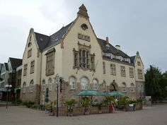 Bürgerhaus Dortmund Aplerbeck by THE ENGRAVER- Dortmund -, via Flickr