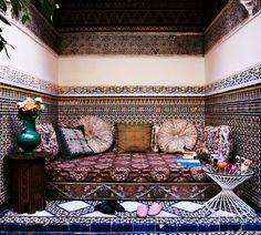 moroccan style #decor #ethnic