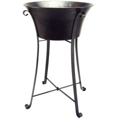 Shop Allen + Roth Patio Ice Bucket At Lowes.com