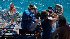 Behind the scenes of Mamma Mia