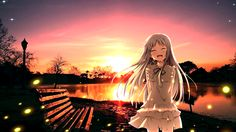 Anime Wallpaper/Anohana/Menma