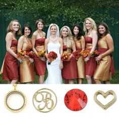 Bridesmaid dresses colors for fall wedding – Fashion and trend ideas. Where and how to buy a Bridesmaid dresses colors for fall wedding? Do discounts and sales? See photos and Guide to buying. Change your style! Fall Wedding Bridesmaids, Fall Bridesmaid Dresses, Red Bridesmaids, Fall Wedding Dresses, Fall Dresses, Wedding Attire, Bridesmaid Ideas, Trendy Wedding, Dream Wedding