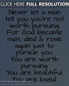 God's Love isn't even close to any other guy no matter what anyone thinks