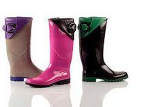 Wet weather gear!