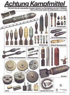 Munition, 2. Weltkrieg
