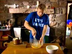 Pita Bread - How to Make Pita Bread at Home - Grilled Flatbread Grilled Flatbread, Pita Bread, Jamie Oliver, Grilling, Baking, Crickets, Bakken, Backen, Sweets
