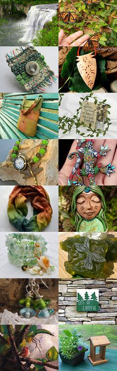 Preserve the Wild ~ Earth Day 2015 ~ BFW Treasury by Kathy Carroll on Etsy--Pinned with TreasuryPin.com #Estyhandmade #giftideas #freshfinds
