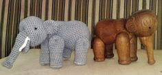 kay bojesen elefant hækleopskrift