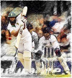 Hashim Amla.  311 runs.  529 balls.  Not out.  By Cricket = Action = Art