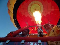 No longer does a wheelchair user have to the miss the spectacular sensation of hot-air ballooning. Adaptive Sports, Find People, Have Some Fun, Hot Air Balloon, Make You Smile, Balloons, Adventure, Awesome, Globes