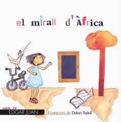 El mirall d' Àfrica. Libro infantil mejor editado.