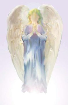 Illustration about Rendered illustration of an angel on lilac background. Illustration of purity, spirituality, wings - 11418205 I Believe In Angels, Angel Pictures, Angels Among Us, Angels In Heaven, Heavenly Angels, Guardian Angels, Angel Art, Illustration, Watercolor