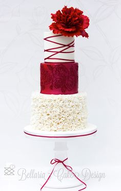 Satin Ice Artist of Excellence Riany Clement | Bellaria Cake Design