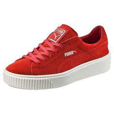 60523ee8ea8 PUMA SUEDE PLATFORM WOMENS SNEAKERS Pumas Shoes