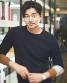 GONGYOO Actor #KoreanActor Movie A_MAN_AND_A_WOMAN PhotoShoot