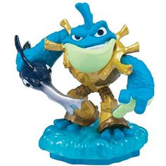 Includes: Skylanders SWAP Force Rip Tide Character, Trading Card, and Sticker Sheet. Works with Skkylanders SWAP Force. Skylanders Swap Force Characters, Skylanders Figures, Skylanders Spyro, Skylanders Party, Skylander Toys, Frozen Party Games, Slumber Party Games, Monster High Birthday, Monster High Party