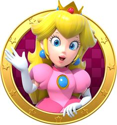 Peach - Mario Party: Star Rush