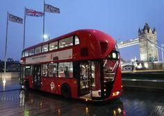 Heatherwick Studio's new bus for London