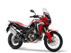 Honda's new CRF1000L Africa Twin revealed | MCN