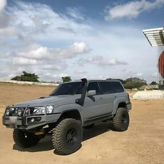 Nissan Navara, Nissan Patrol Y61, Patrol Gr, Best Classic Cars, 4x4 Trucks, Land Rover Defender, Toyota Land Cruiser, Toys For Boys, 4 Life