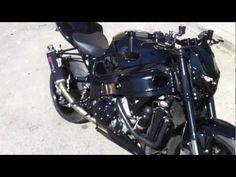 ▶ Hayabusa Street bike - YouTube