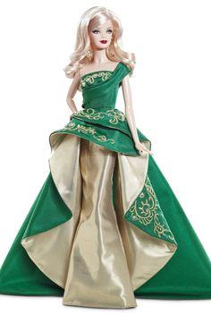 2011 Holiday Barbie