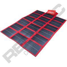 REDARC Amorphous Solar Cell Blanket open vertical shot