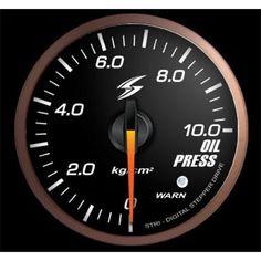 Wskaźnik ciśnienia oleju STRI SLM6004