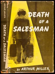 Death of a Salesman - Cover