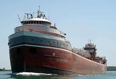 Image Detail for - Chance to Win a Trip aboard a Great Lakes Freighter