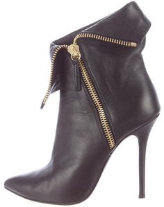 Giuseppe Zanotti Booties. Shop From Blog  www.zipporahaanael.com #SexyCulturedCaring #ReadShopGiveBack