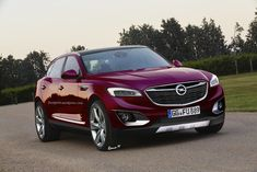 Opel-Vauxhall will receive a new SUV flagship for 2018 to replace the retired Antara. 2015 Gmc Denali, Denali Hd, Pictures Of Sports Cars, Navigator Of The Seas, Large Suv, Stars News, Suv Models, Car Salesman, Audi Rs6