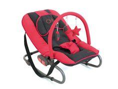 Hamaca Oui Coral Olmitos.Hamaca de recién nacido. Hamaca de bebé. Hamaca rosa. Hamaca niña. Oferta 56.63 euros.