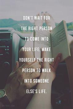 Cuan cierto es que tenemos sueños sobre como queremos que esa persona sea pero mas cierto es que debemos convertimos también en lo que esa persona desea