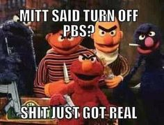 Don't ever mess with Elmo