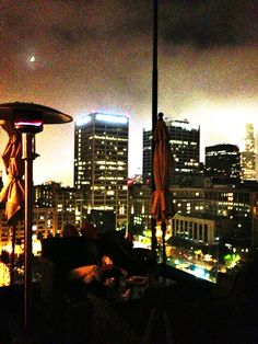 Another view from Perch in DTLA :)