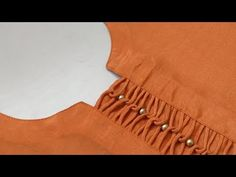 Hello everyone welcome back to our channel Kataria sisters Today in this video we have showed a very beautiful kurti front neck design 2020 with loop and bea. Chudi Neck Designs, Neck Designs For Suits, Dress Neck Designs, Blouse Designs, Stylish Dress Designs, Stylish Dresses, Elegant Dresses, New Kurti, 1st Birthday Dresses