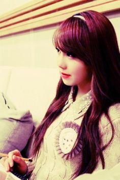 Beautiful Jung Eun-Ji ❤❤