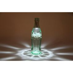 Coca-Cola Contour bottle light