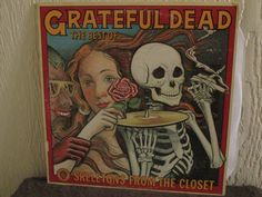 Skeletons From The Closet- Grateful Dead