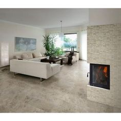 MARAZZI Travisano Bernini 12 in. x 12 in. Porcelain Floor and Wall Tile (14.40 sq. ft. / case)-ULN7 at The Home Depot