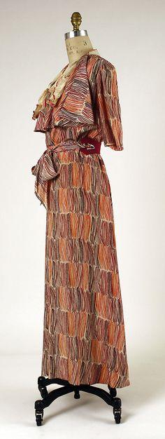 House of Worth dress & coat ensemble, 1930–35