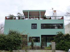 Maisons à Bordeaux-Pessac - Bordeaux - Le Corbusier