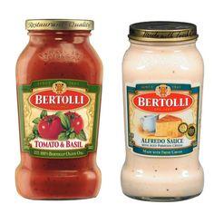 En Target puedes conseguir una variedad en Salsa para Pasta Bertolli a $2.00 en especial hasta el 4/15. Utiliza (1) cupón de SmartSource ...