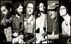RICH ROBINSON, BLACK CROWES,MAGPIE SALUTE